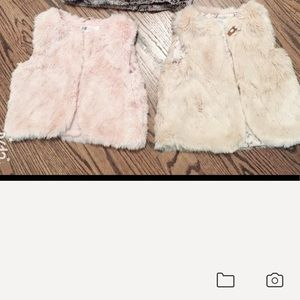 Other - 2 soft and cosy vests in different colors